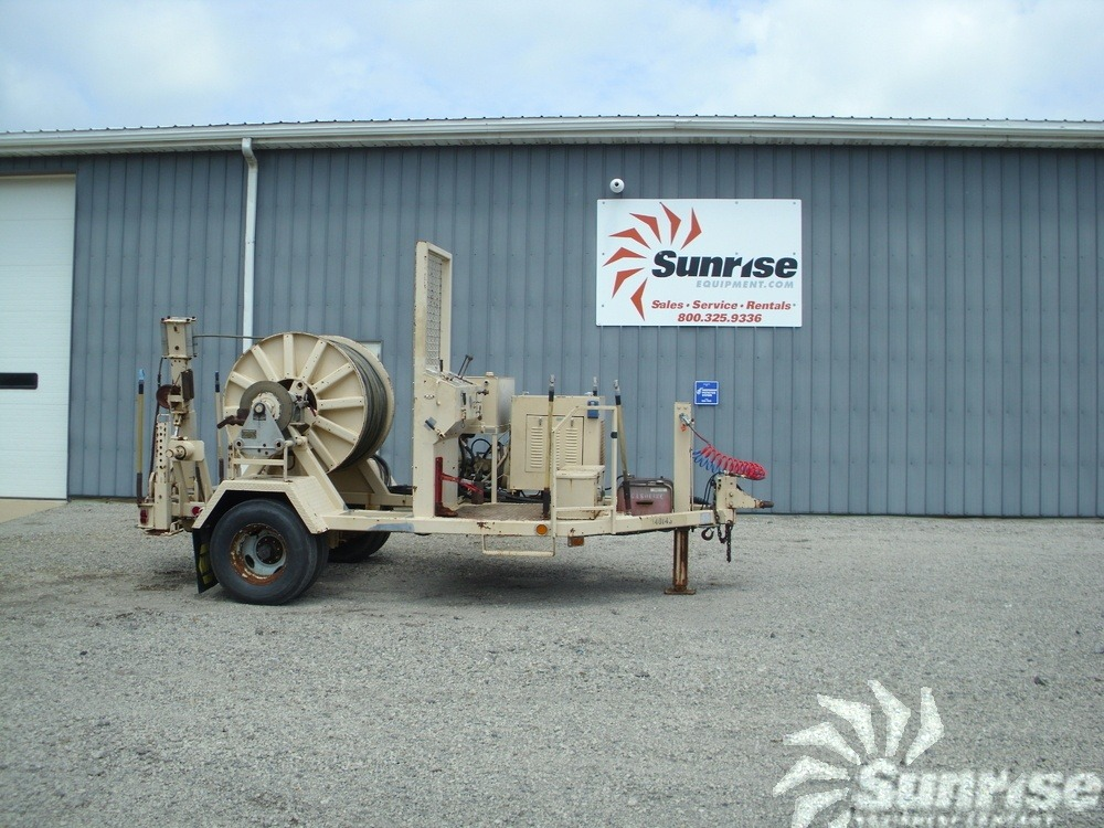 Sherman & Reilly Wire Puller Trailer #3705