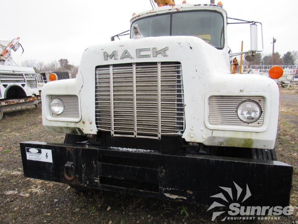 mack e6 engine manual