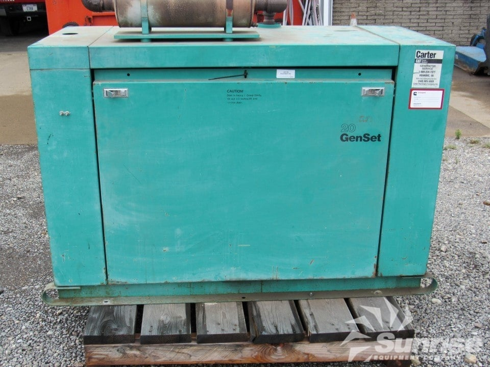 20 KW Onan Generator with Ford 4 Cylinder Engine | Sunrise Equipment